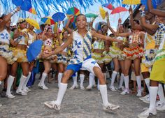 Brazil's culture is very diverse and includes many styles from Europe to even Africa.