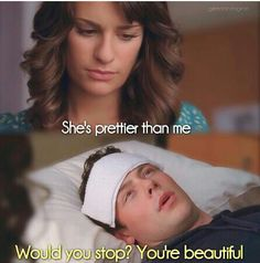 I totally need that encouragement thanks Finn! I learn from Finchel :)