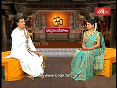 Can Pregnant Women Perform Pooja | Dharma sandehalu - Episode 439_Part 1