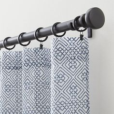Easton Curtains | Crate and Barrel
