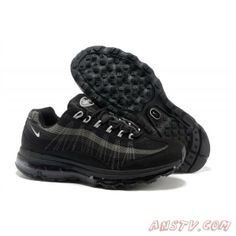 competitive price 07f85 7eaa0 2014 New Air Max Homme Nike Air Max 95 DYN FW Gris Noir Hommes de Course