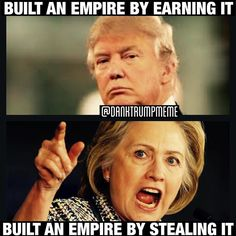The Clinton Foundation is one of the greatest fraudulent schemes of blatant bribery and corruption. A vote for the clintons in this age of unlimited knowledge is unacceptable and solely ignorance. #VoteTrump #VoteAmerica #EvilHillary  Follow  @danktrumpmeme @danktrumpmeme @danktrumpmeme  #trump2016 #trumptrain #trump #donaldtrump #clintons #politics  #liberal #libtard #crookedhillary #makeamericagreatagain #feelthebern #fuckthebern #hillaryclinton #imwithher #billclinton #brutalbill…