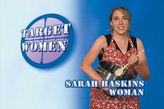 "Sarah Haskins, from Current.com's ""Target Women"""