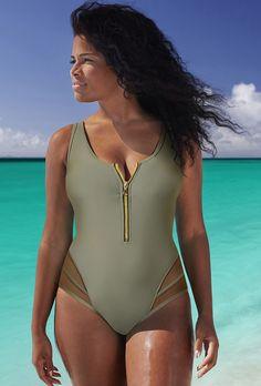 GabiFresh for Swim Sexy The Baroness E/F Swimsuit