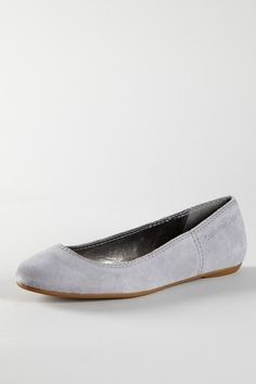 Maybe?  CK Jeans  Bailey Suede Flat   X  $27.00