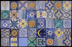 Maiolica tile project