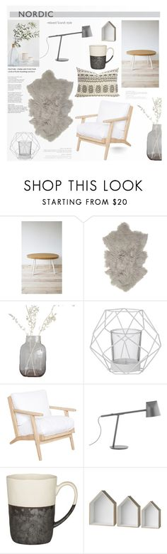 """Nordic-relaxed scandi style"" by southernpearldesigns ❤ liked on Polyvore featuring interior, interiors, interior design, home, home decor, interior decorating, Broste Copenhagen, House Doctor, Bloomingville and Rachel Ashwell"