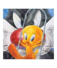 Sylvester & Tweety Gallery-Wrapped Canvas