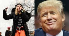 Several female celebrities decided to show up for the Women's March to protest President Donald Trump, including Madonna. During her speech in Washington, D.C., she went too far and daringly chose to threaten our new Commander-in-Chief. However, she might begin to regret her bold statement as she's recently gotten some news that will undoubtedly leave her shaking in her boots.