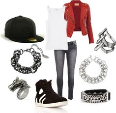 """Outfit inspired by: G-Dragon in Bigbang """"Fantastic Baby"""" MV"""