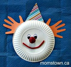 Circus Themed Party for Kids | momstown arts and crafts