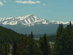 Colorado Highest Point: Mt. Elbert: 14,433 feet