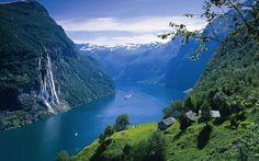 Автобусные туры в Скандинавию - отдых в Норвегии, Дании и Швеции весной. Скандинавская сказка 15 дней | Феерия