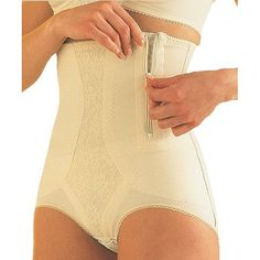 Be a lovely creature with the GABRIALLA High Waist Abdominal Support Body Shaping Girdle . Designed to provide excellent support to the abdominal and. Low Back Dresses, Nice Dresses, Women's Shapewear, Gaines, Small Waist, Dress Backs, Female Bodies, Nylons, Amazing Women