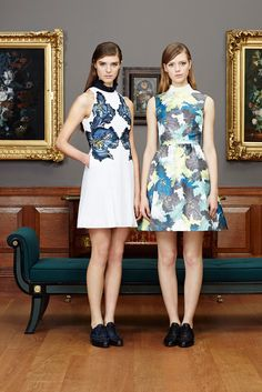 Erdem Pre-Fall 2015 Fashion Show