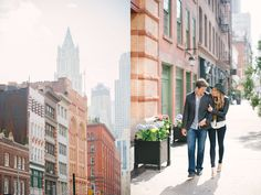NYC Engagement | Katie Lopez Photography