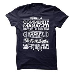 COMMUNITY MANAGER T-SHIRTS, HOODIES (21.99$ ==► Shopping Now) #community #manager #shirts #tshirt #hoodie #sweatshirt #fashion #style