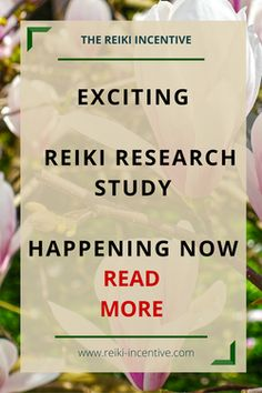 Exciting new study is showing that reiki helps with stress, pain, low mood anxiety, fatigue, and improving overall wellbeing.  Click through to read more or re-pin to read later.  Don't forget! x