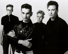 Oh, pre-heroin Dave and Depeche Mode.  I still am elated I saw them on the 101 Tour in Pittsburgh.  I was 16 years old, and it was amazing.  Up to Violator, they ruled.  After... less so, but I still love a song here and there.