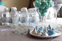 Frozen (Disney) Birthday Party Ideas | Photo 7 of 16 | Catch My Party