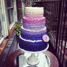 Wedding Cake: Sugar Flower Cake Shop