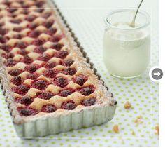 ... creme fraiche tart raspberry brown butter creme fraiche tart excerpted