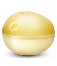 "DKNY Sweet Delicious Creamy Meringue combines fresh top notes of lemon cream, bergamot and ""crepe suzette"" accord with the floral heart of freesia, frangipani and passion flower and the base of cedar, white amber and musk."