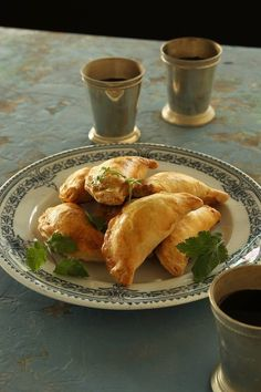 ... indian fried peach gujiya an indian empanada or deep fried pie recipes
