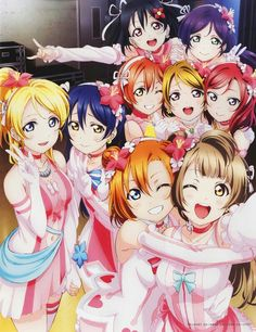 Lovelive School Idol Movie- I really loved the anime and this movie was so cute and well done just like the anime series. Playful and full of amazing characters and emotions. 8.5/10