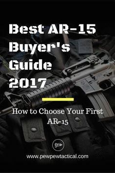 We're here to help you learn everything about how the AR-15 works and how different configurations affect performance.  There is a perfect AR out there and we're here to help you find it!