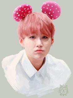 twitter.com/funsizedcat || BTS Suga || Bangtan Boys Min Yoongi