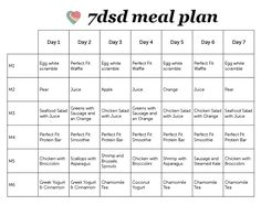 Thoughts on the New Tone It Up 7 Day Slim Down | Download 7DSD Resources at laurenliveshealthy.com!
