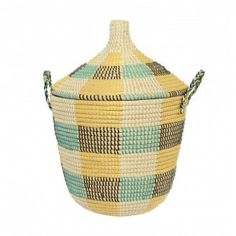 The perfect modern laundry basket or laundry storage basket available to buy online from everythingbegins.com