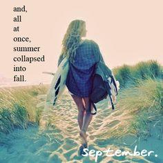 Hello September. #september #surfing #fall #indiansummer