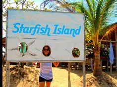 Starfish Island in Puerto Princesa, Palawan, PH Puerto Princesa, Palawan, Snorkeling, Starfish, Four Square, Philippines, Sisters, Island, Explore