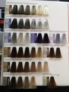 Matrix Hair Color, Hair Colour, Hair Beauty, Make Up, Hair Styles, Hair, Gray Hair, Hair Makeup, Hair Plait Styles