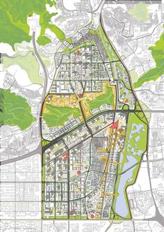 Creative Gateway Shenzhen [CN] >> Urban regeneration of Sungang and Qingshuihe areas: