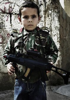Egypt - Child soldier