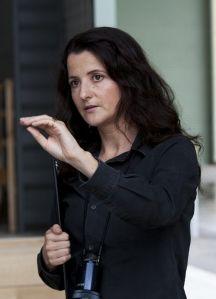 Julia Leigh, writer and director of SLEEPING BEAUTY.