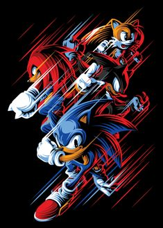 Video Games Archives - Page 7 of 66 - PosterSpy Sonic The Hedgehog, Hedgehog Movie, Shadow The Hedgehog, Sonic And Amy, Sonic And Shadow, Sonic Anime, Cool Pokemon Wallpapers, Gaming Wallpapers, Sonic Franchise