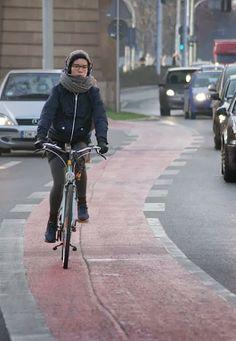 #dynamic #cyclist in #Wrocław