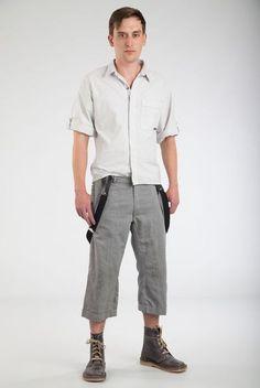 Hemden Langarm - *HEMD LUCAS* - ein Designerstück von Rosentreter-Modedesign bei DaWanda