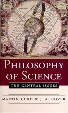 Philosophy of Science: The Central Issues by J. A. Cover, http://www.amazon.com/dp/0393971759/ref=cm_sw_r_pi_dp_MvuSqb14ZZZET