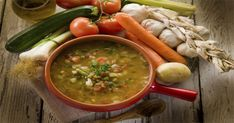 Heal Your Body From The Inside Out With These 8 Cancer-Fighting Soups