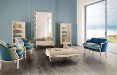 Luxus beige living room jetclass real furniture luxury - Oh cielos muebles ...