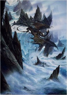 John Howe and Allen Lee are my two favorite artists!