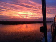 Sunset in Holland, Sneek! Beautiful