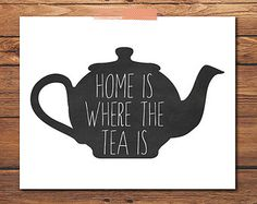 home is where the tea is - Google Search