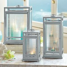 New Resort lantern collection! #PartyLiteCanada