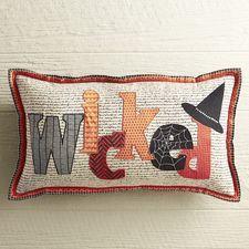 Wicked Lumbar Pillow